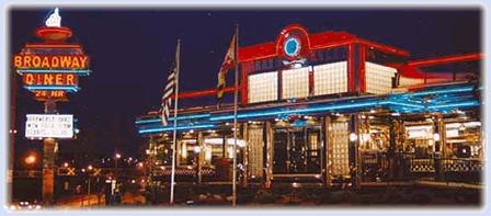 Broadway Diner - Open 24 Hours